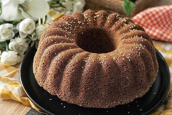 کیک ارده