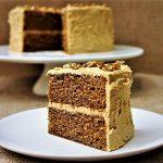 کیک ارده ایران غذالند سرزمین غذا
