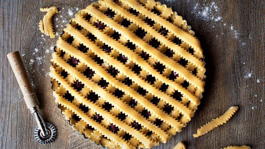 کیک مارمالاد اتریش غذالند سرزمین غذا