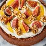 دستور پخت کیک انجیر - غذالند