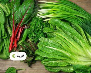 خرید انواع سبزیجات خوراکی - غذالند