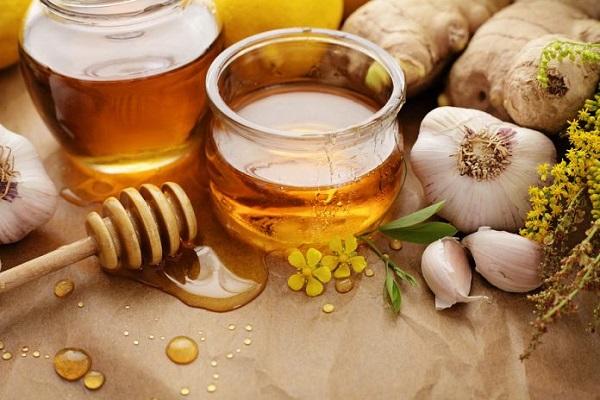 عسل و درمان سرماخوردگی و گلودرد