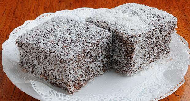 کیک لامینگتون