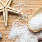 تفاوت نمک دریا و نمک عادی