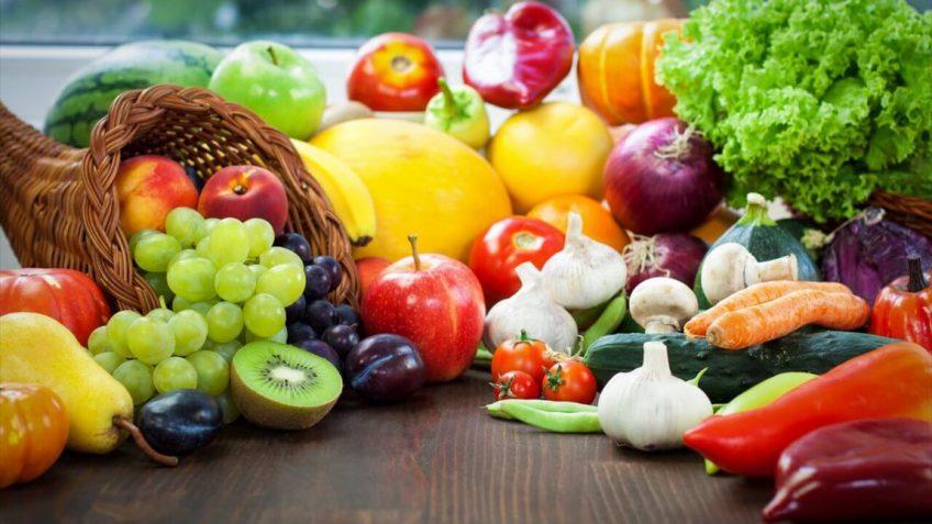 ماندگاری میوه و سبزیجات